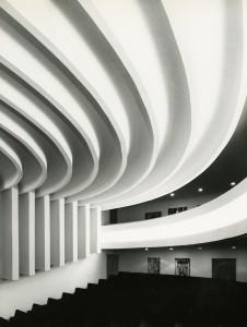 Projekteerijate Maja saal  Foto autor teadmata  Eesti Arhitektuurimuuseum
