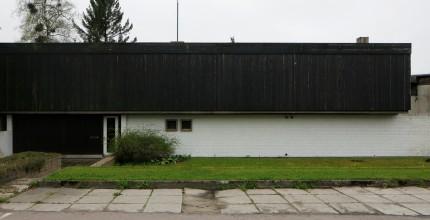 Raine Karp. Arhitekti oma maja Meriväljal, 1968–1975. Foto Martin Siplane