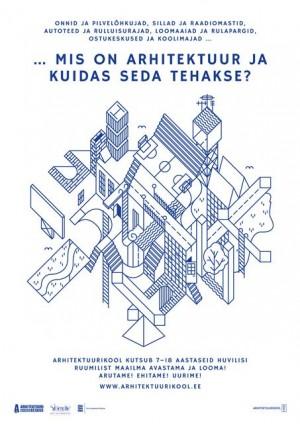 Arhitektuurikool_plakat_A3