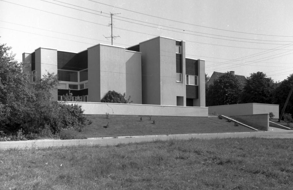 Raine Karp. Villa Talts_1972-1973