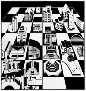 Arhitekt-kunstnik Leonhard Lapini Arhitektuurisajandi male